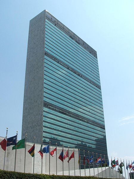 "Click photo to download. Caption: ""Truther"" Annie Machon will not participate in a panel discussion at the UN headquarters in New York after complaint from B'nai B'rith. Credit: Wikimedia Commons."