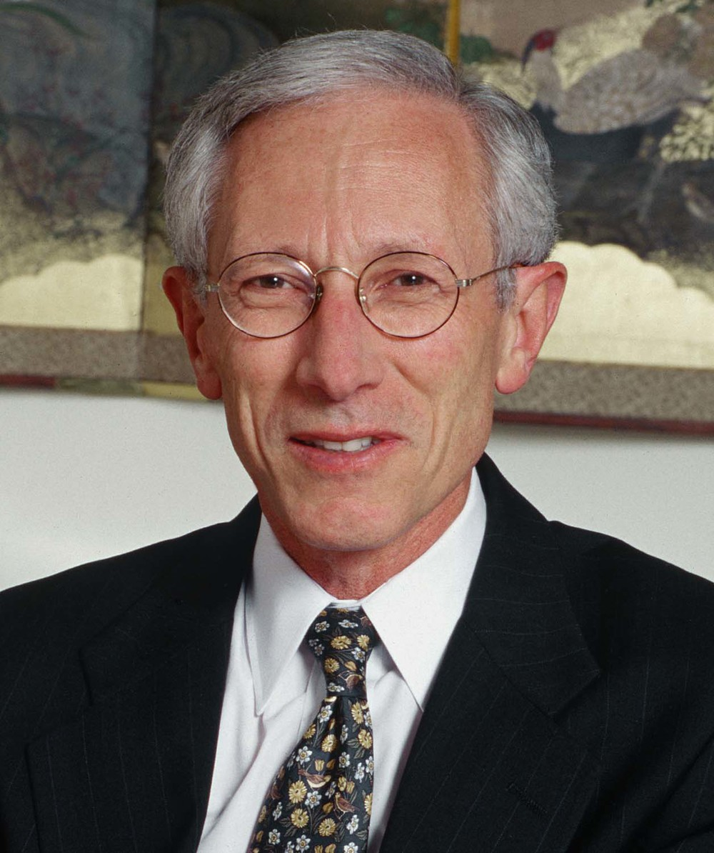 Bank of Israel Governor Stanley Fischer. Credit: International Monetary Fund.