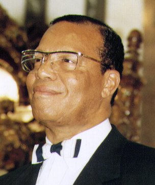 Click photo to download: Caption: Nation of Islam leader Louis Farrakhan. Credit: U.S. Department of State via Wikimedia Commons.