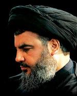 Hezbollah leader Hassan Nasrallah. Credit: Wikimedia Commons.