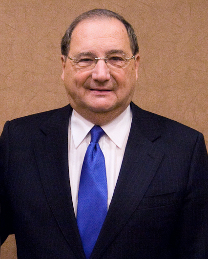 Click photo to download. Caption: ADL National Director Abraham Foxman. Credit: Justin Hoch.
