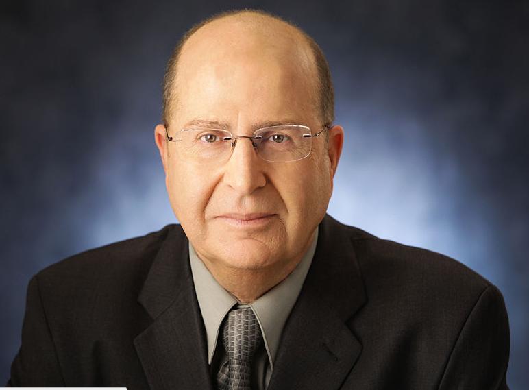 "Israeli Defense Minister Moshe ""Bogie"" Ya'alon. Credit:Reuven Kapuscinski."