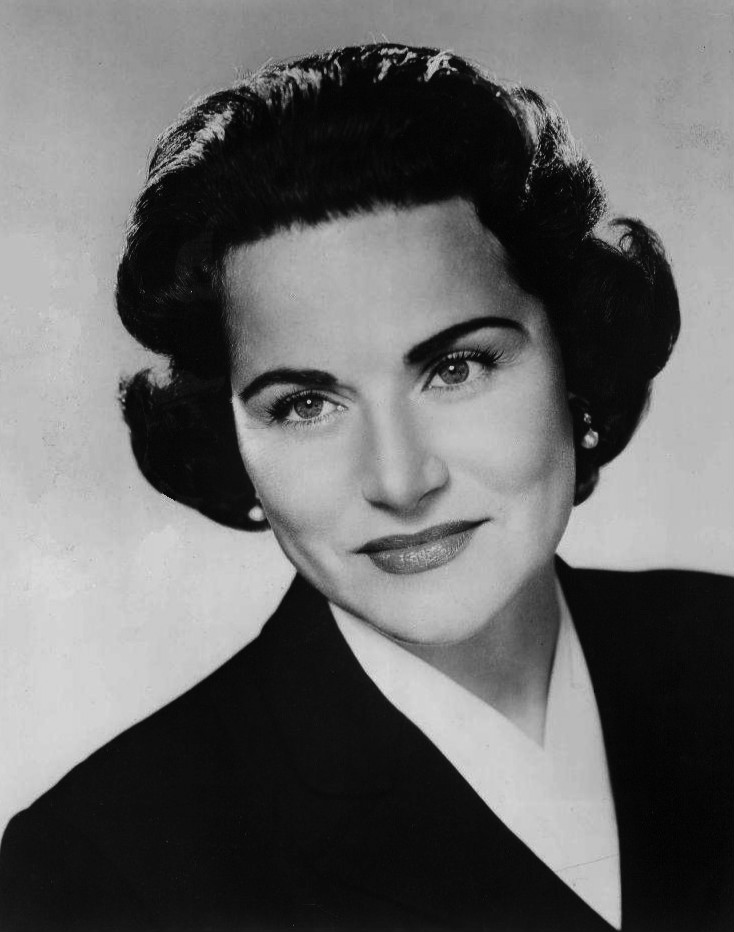 "Click photo to download. Caption: Pauline Phillips, author of ""Dear Abby."" Credit: Easter Seals/Wikimedia Commons."