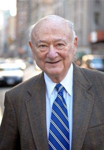 Click photo to download. Caption: Ed Koch. Credit: Provided photo.