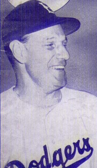 Click photo to download. Caption: Leo Durocher. Credit: Press Association.