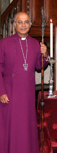 Bishop Michael Nazir-Ali. Credit: Wikimedia Commons.