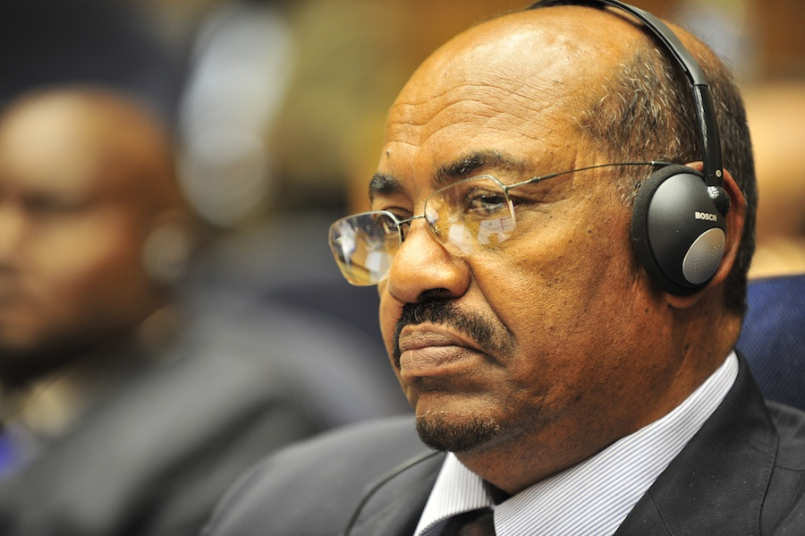 Click photo to download. Caption: Sudanese President Omar Hassan al-Bashir. Developments on the ground in Sudan during President Barack Obama's first term provided good reason for U.S. action, including Bashir's mass expulsion of foreign aid agencies that led to widespread starvation among genocide survivors, but the Obama administration's response was lethargic, writes Dr. Rafael Medoff. Credit: U.S. Navy.
