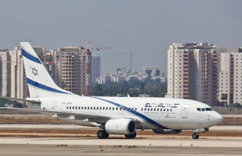 "An El Al plane. The EU and Israel have formally signed the ""open skies"" agreement. Credit: © Raimond Spekking / CC-BY-SA-3.0 (via Wikimedia Commons)."