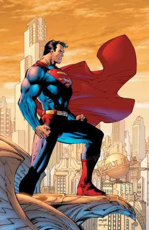 Click photo to download. Caption: Superman. Credit: DC Comics.