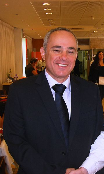 Click photo to download. Caption: Israeli Finance Minister Yuval Steinitz. Credit: Wikimedia Commons.