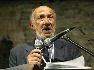 Richard Falk, the special rapporteur for the Palestinian territories with the U.N. Human Rights Council. Credit: U.N. Watch.