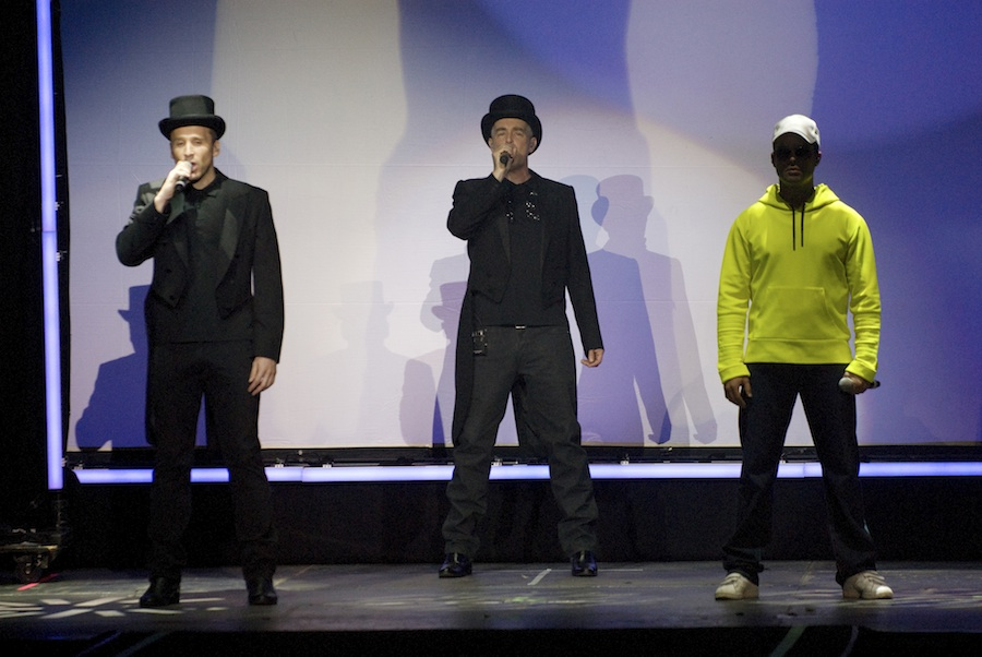 The Pet Shop Boys. Credit: Wikimedia Commons.