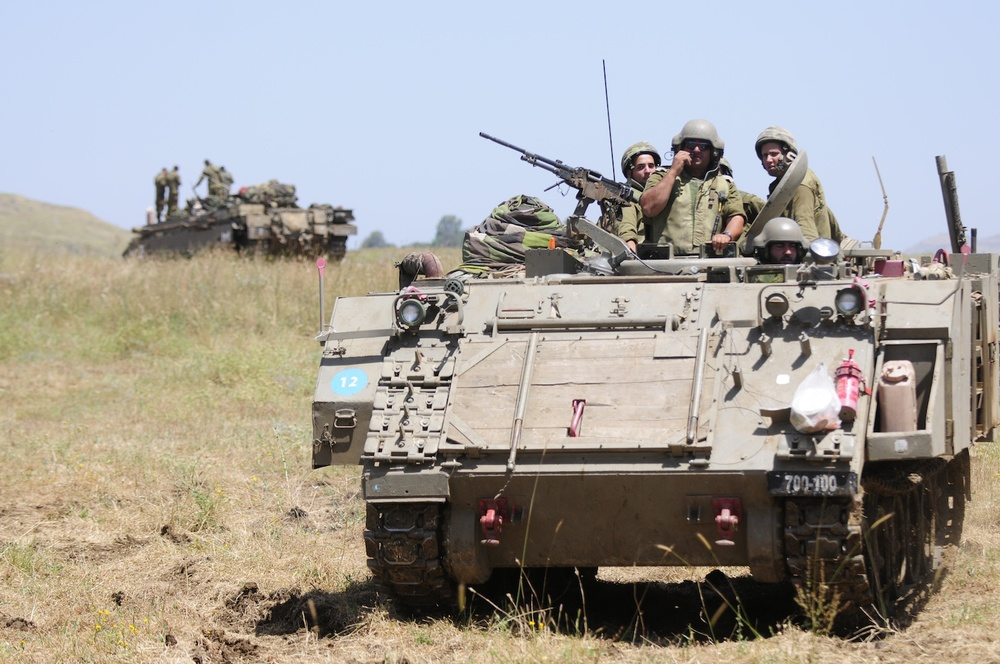 Click photo to download. Caption: On May 31, 2001, the IDF's Combat Engineering Corps conducts training in the southern part of Israel, in order to strengthen the security grip on one of the country's largest land borders. Several experts at the 2013 Israeli Presidential Conference agreed that even as technology grows by leaps and bounds and cyber warfare becomes a more realistic possibility, the wars of the future will still be decided by infantry. Credit: Israel Defense Forces.