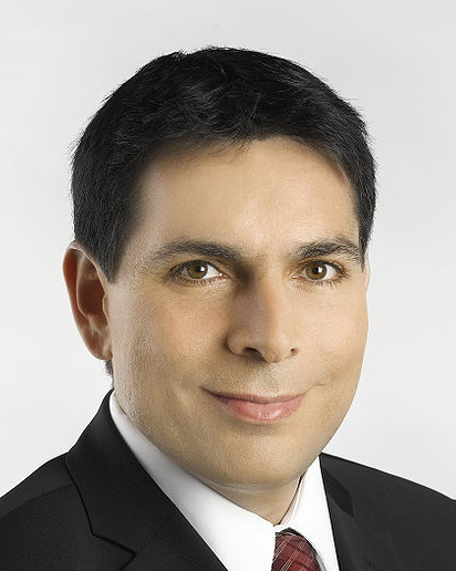 "Israeli Deputy Defense Minister Danny Danon (Likud) said, ""Those who want to serve the country must know that the state will have their backs and protect them."" Credit: Wikimedia Commons."