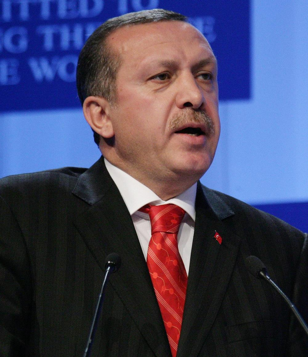 Click photo to download. Caption: Turkish Prime Minister Recep Tayyip Erdogan. Credit: Wikimedia Commons.