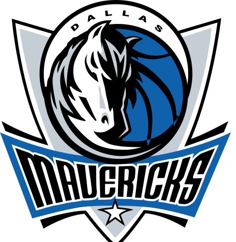 The logo of the Dallas Mavericks, who signed Israeli player Gal Mekel. Credit: Dallas Mavericks.