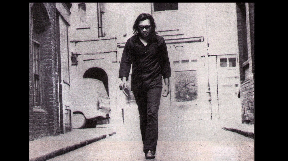 "Click photo to download. Caption: American folk musician Sixto Díaz Rodríguez in Simon Chinn's Oscar-winning documentary, ""Searching for Sugar Man."" Credit: Courtesy Sixto Díaz Rodríguez."