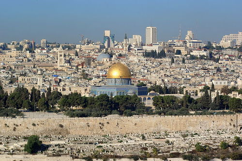 Jerusalem. A U.S. court said Tuesday that a law allowing Jerusalem-born citizens to list Israel on their passports is unconstitutional. Credit: Berthold Werner.