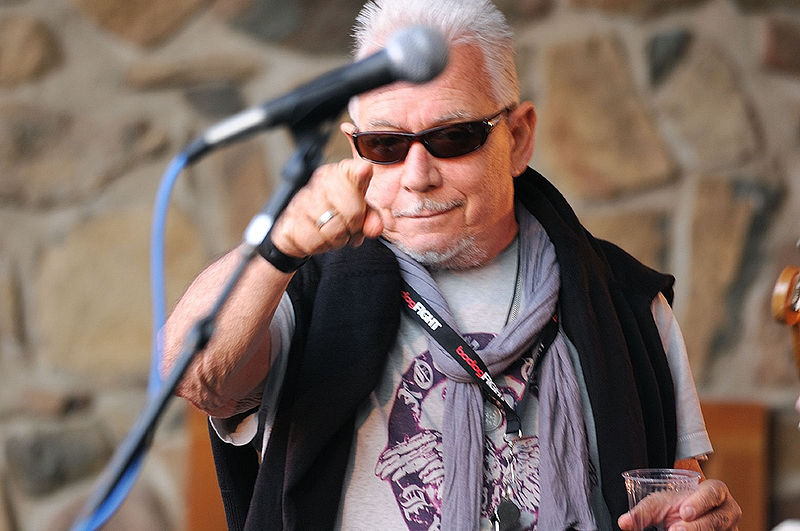 The Animals' Eric Burdon. Credit: Wikimedia Commons.