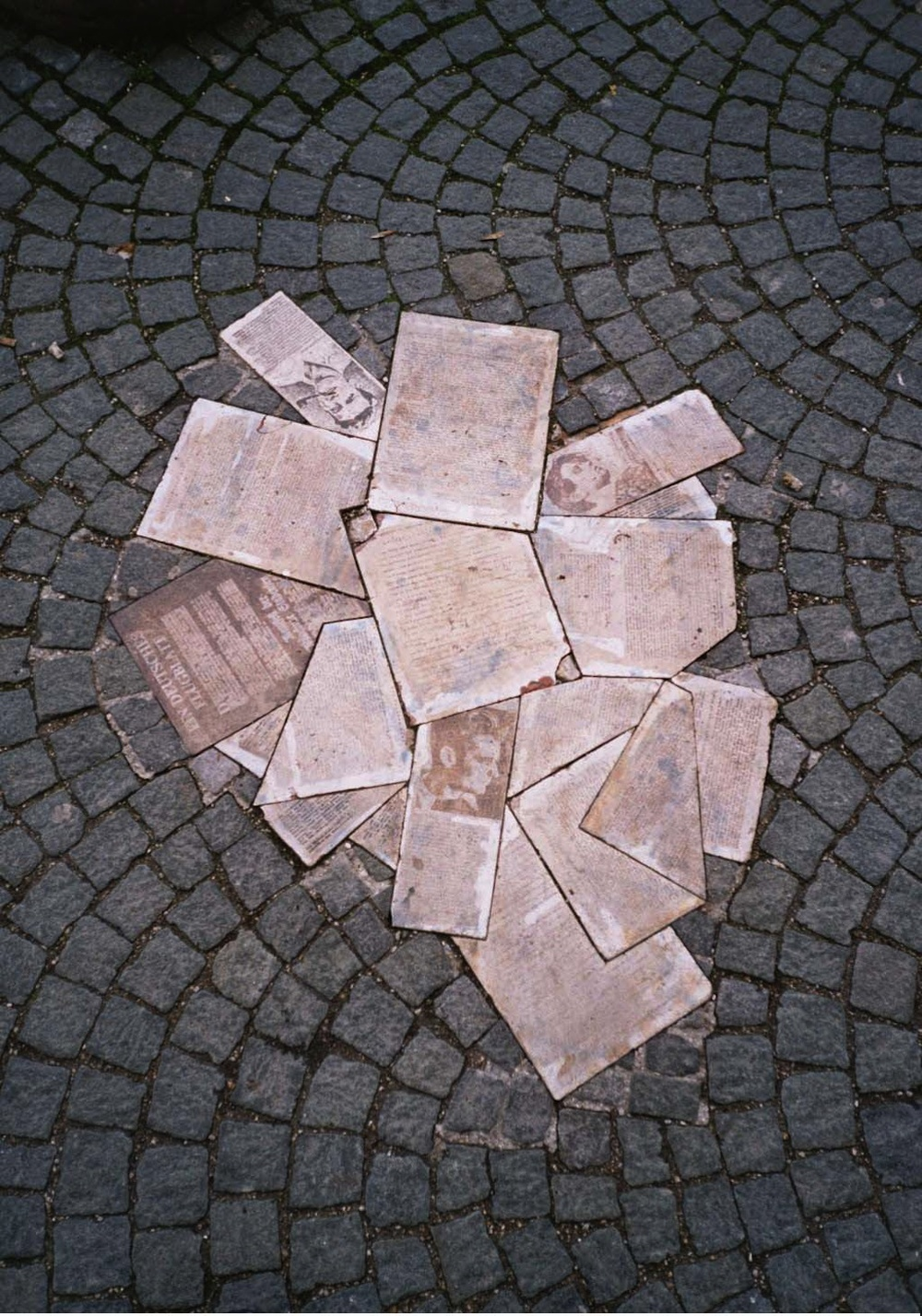 Click photo to download. Caption: A monument to Hans and Sophie Scholl and the Holocaust resistance group White Rose at the University of Munich in Bavaria, Germany. Credit: Gryffindor via Wikimedia Commons.