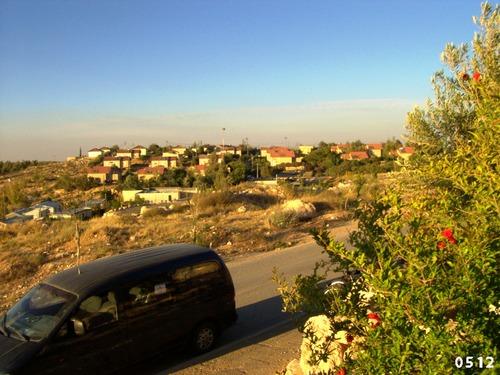 The Maon community in Judea and Samaria. Credit: Daniel Ventura via<br /> Wikimedia Commons.