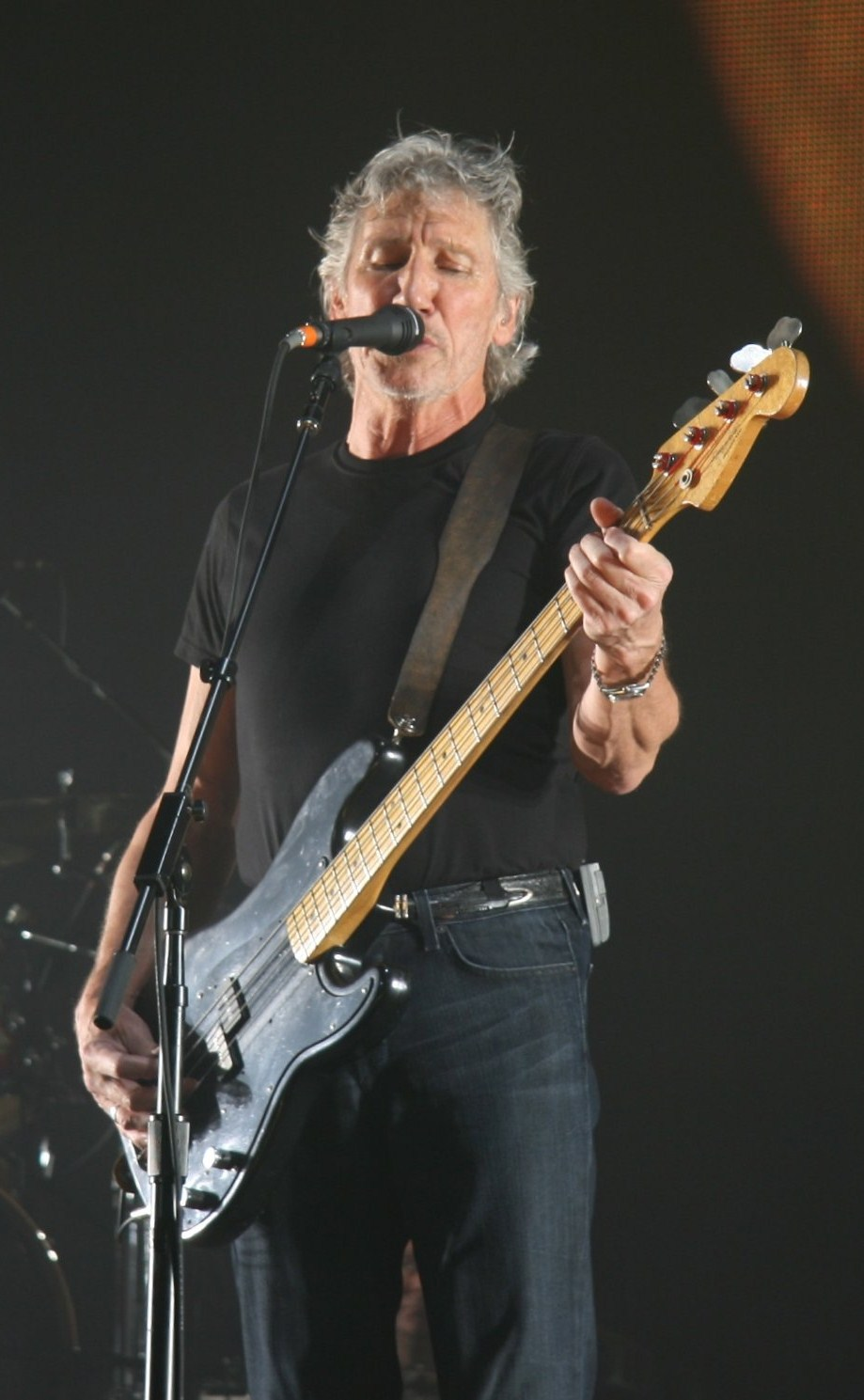 Pink Floyd member Roger Waters. Credit: Eddie Berman via Wikimedia Commons.