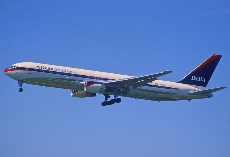 Delta Airlines has denied removing any Israeli-made snacks due BDS pressure. Credit: Wikimedia Commons.