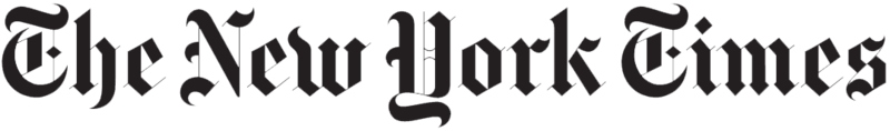 The New York Times logo. Credit: Wikimedia Commons.