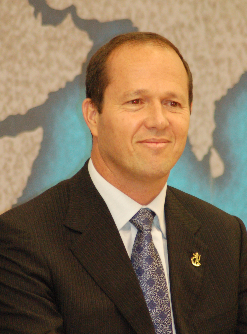 "Jerusalem Mayor Nir Barkat said it is better for Israeli-Palestinian conflict negotiations to collapse on the Jerusalem issue than for Israel to make a ""bad deal."" Credit: Chatham House via Wikimedia Commons."