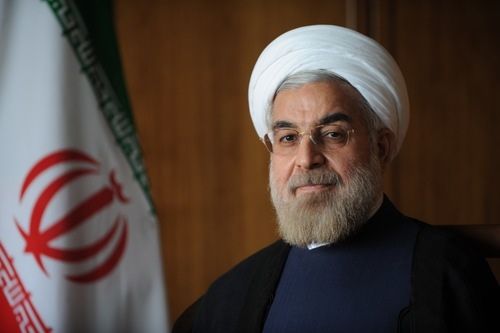 Iran's new president, Hassan Rouhani (pictured), has appointed a defense<br />minister with ties to the 1983 U.S. Marine barracks bombing. Credit: Hassan<br />Rouhani via Wikimedia Commons.