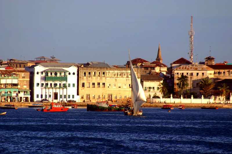 Zanzibar. Credit: Wikimedia Commons.