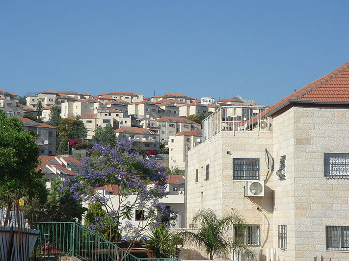 The Beitar Illit community in Gush Etzion, Judea and Samaria. Credit: Wikimedia Commons.