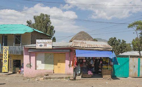 Gondar, Ethiopia. Credit: Wikimedia Commons.