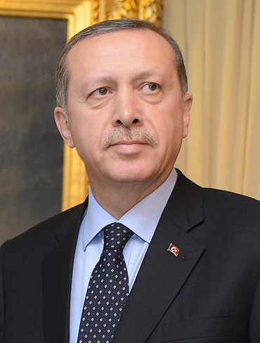 Turkish Prime Minister Recep Tayyip Erdogan. Credit: Wikimedia Commons.