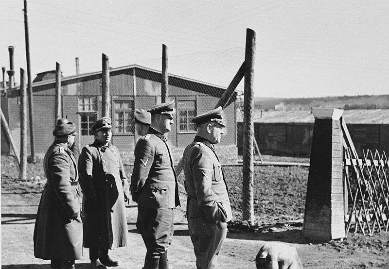 A developer plans to release a video game based on the Holocaust. Credit: Wikimedia Commons.