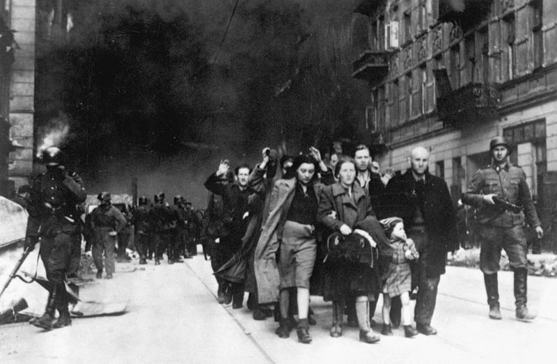 A Holocaust hideout built by a Warsaw ghetto inmate was destroyed by a polish couple who pleaded guilty to the desecration of historical property. Credit: Wikimedia Commons.