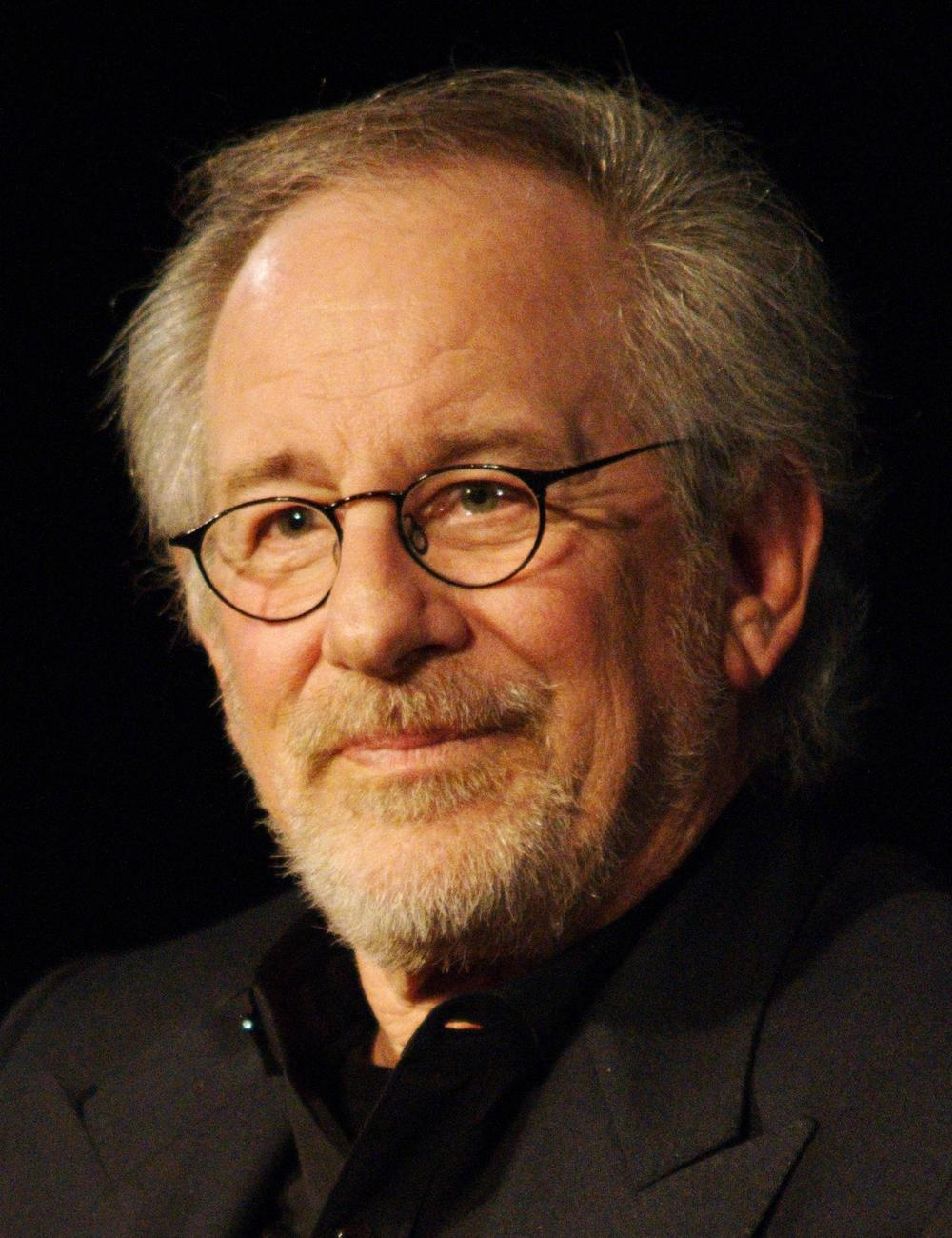 Steven Spielberg. Credit: Romain DUBOIS via Wikimedia Commons.