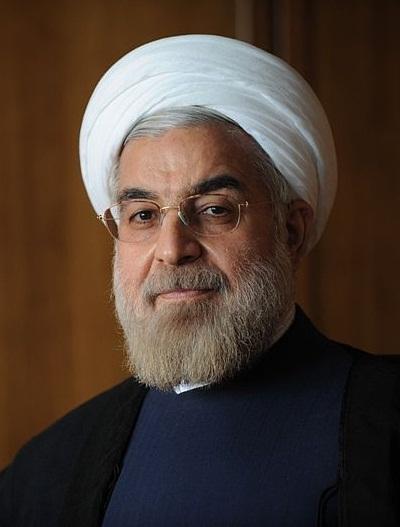 Iranian President Hassan Rouhani. Credit: Rouhani.ir.