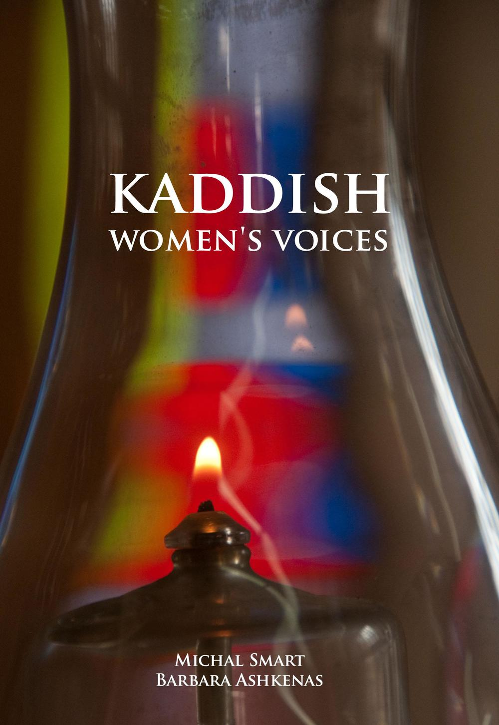 "Click photo to download. Caption: The cover of ""Kaddish, Women's Voices."" Credit: Urim Publications."