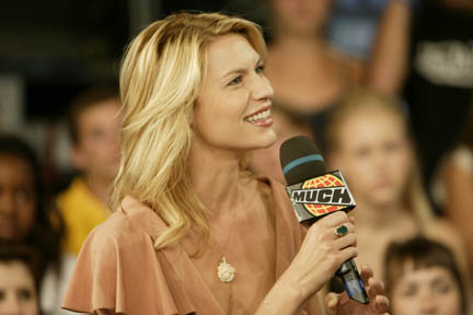 Claire Danes plays a central character in Homeland, a U.S. series whose executives decided to move scenes scheduled to be filmed in Israel to Morocco due a potential U.S. strike on Syria. Credit: Wikimedia Commons.