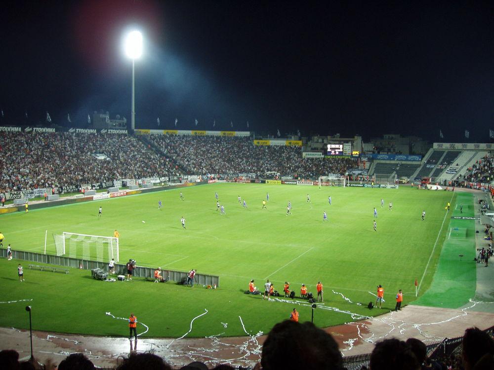 ATottenham Hotspur soccer game. Credit: Katantonis via Wikimedia Commons.