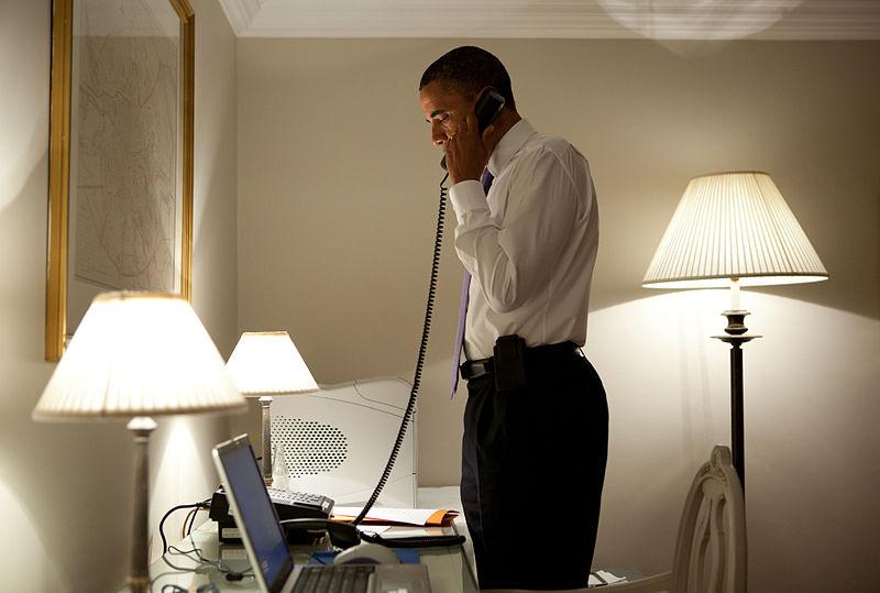 U.S. President Barack Obama. Credit: Wikimedia Commons.
