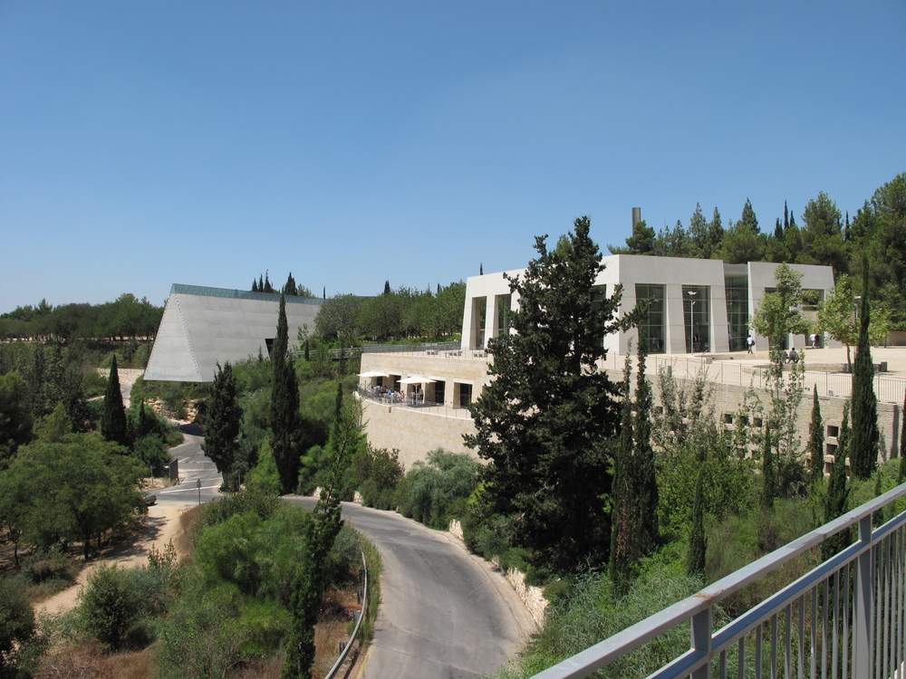 Yad Vashem in Jerusalem. Credit: Wikimedia Commons.