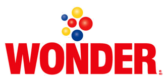 The Wonder Bread logo. Credit: Wikimedia Commons.