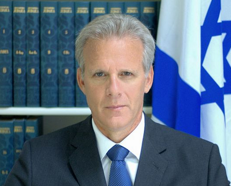 Ambassador Michael Oren. Credit: Anne Mandlebaum via Wikimedia Commons.