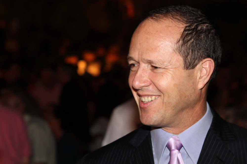 Jerusalem Mayor Nir Barkat. Credit: Wikimedia Commons.
