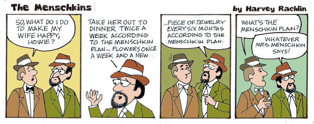 The Menschkin Plan