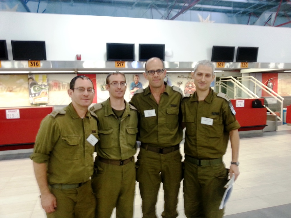 Doctors from Jerusalem's Shaare Zedek Hospital leave for the Philippines on Tuesday, to assist with Typhoon Haiyan relief. Credit: American Committee for Shaare Zedek Medical Center in Jerusalem.