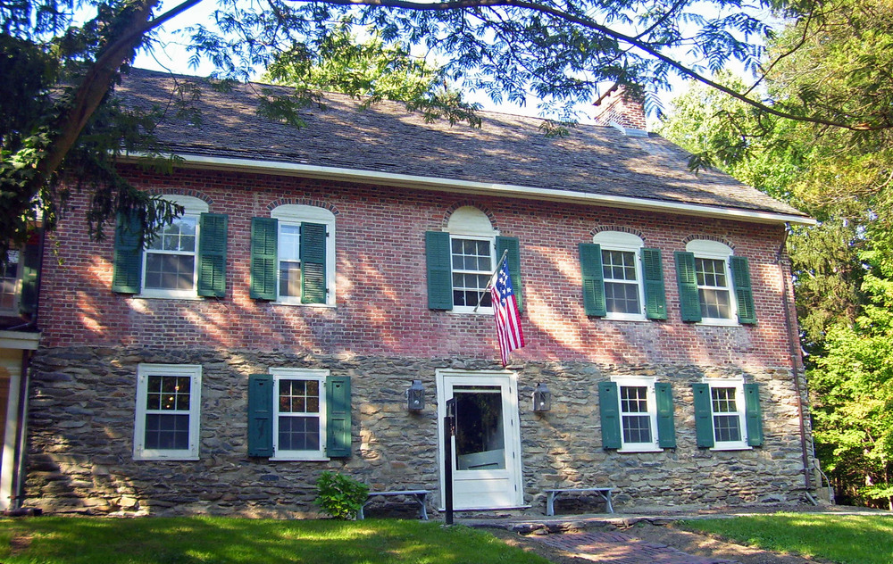 Click photo to download. Caption: The Gomez Mill House. Credit: Daniel Case via Wikimedia Commons.