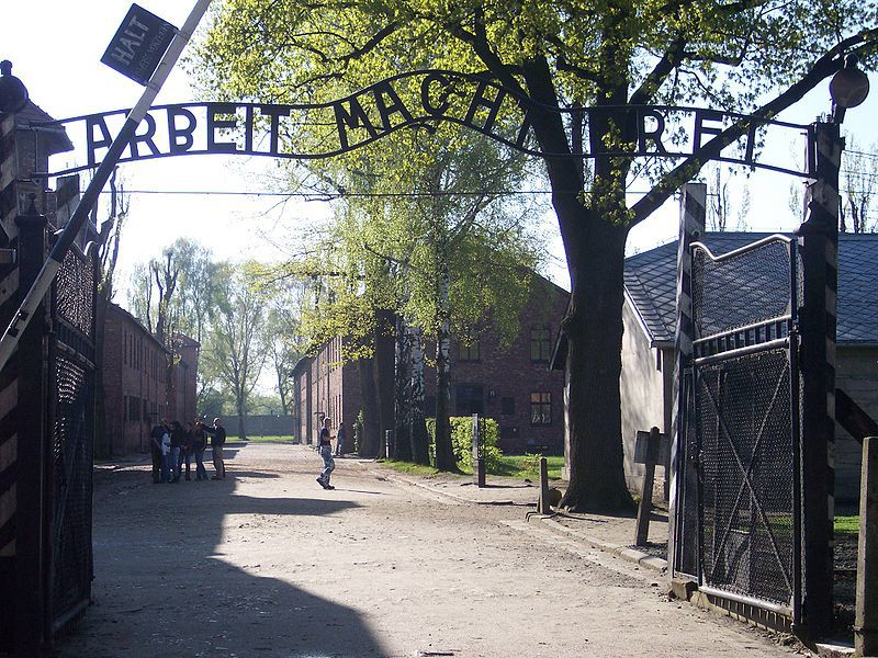 UN Secretary-General Ban Ki-moon visited Auschwitz to commemorate the Holocaust. Credit: Wikimedia Commons.